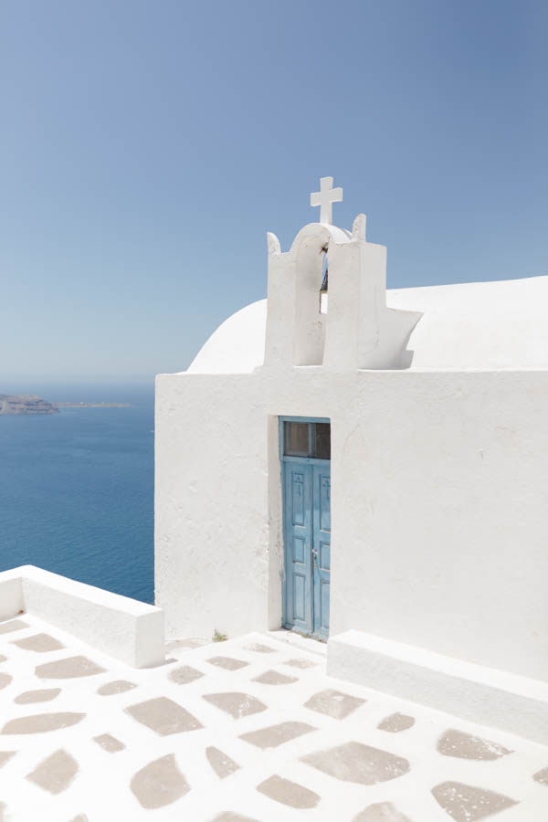 Wedding venues in santorini Greece